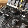 bloc-commande-DC9-manette-detail-centre