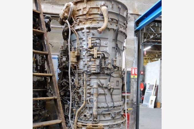 snecma-atar-101-G-SMB2-dassault-reacteur-decoratif-jet-engine-detail